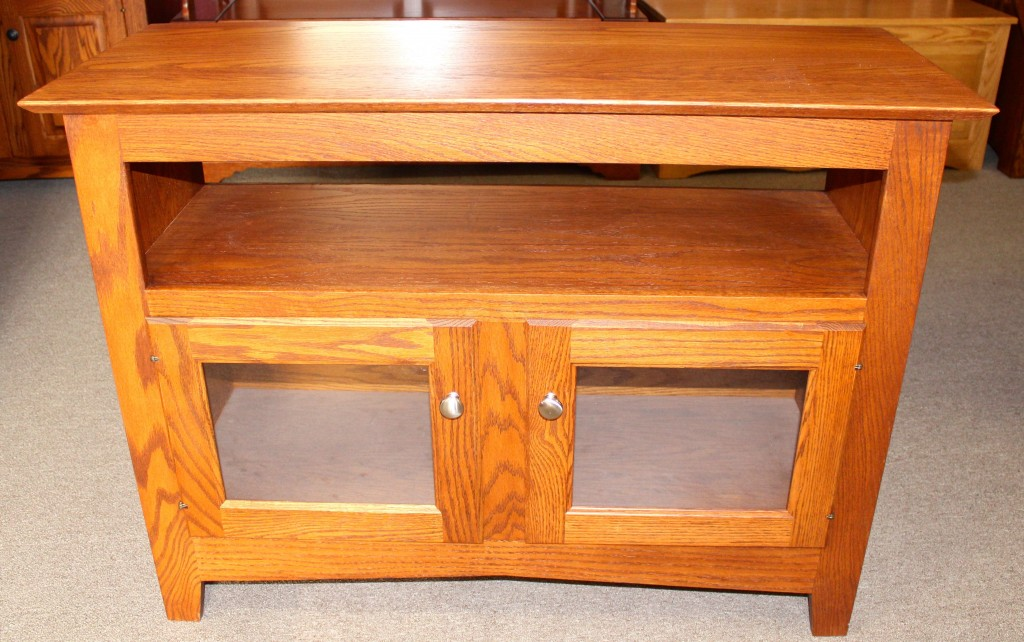 """40"""" TV Stand in Harvest Stain!"""