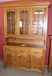 3 Door Country Hutch – $1,869.00