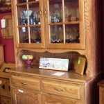 """47"""" Country Hutch"""