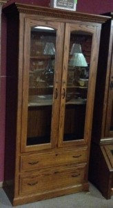 10 Gun Traditional Cabinet