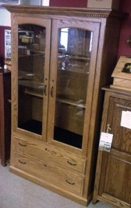 12 Gun Traditional Cabinet