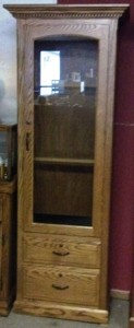 6 Gun Traditional Cabinet