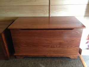 Shaker Toy Chest - $359.00
