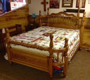 Wrap Around Bed - Queen Size - $1,299.00