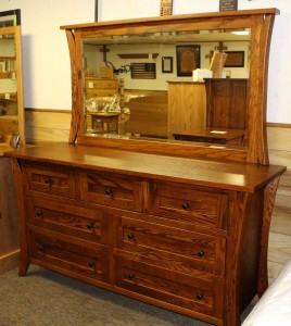 Allegany Dresser with Mirror - $1,999.00
