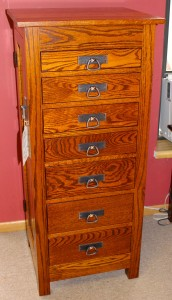 Flush Mission Jewelry Armoire - $989.00