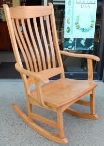High Back Rocker - $339.00