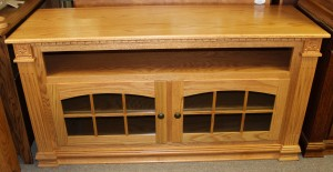 """Deluxe 56"""" TV Stand with Open VCR – $739.00"""