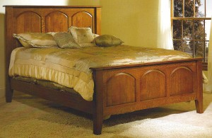 Amish Carlisle Shaker Queen Bed – $1,149.00