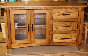 Mission 48″ TV Console with Drawers – $719.00