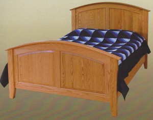 Amish Morning Ridge Queen Bed - $1,179.00