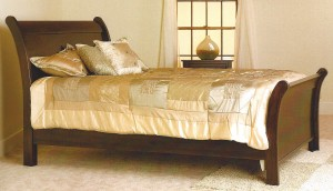 Amish Riverview Mission Queen Bed - $1,439.00