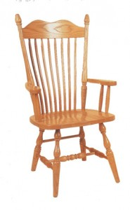 Hoosier Arm Chair - $229.00