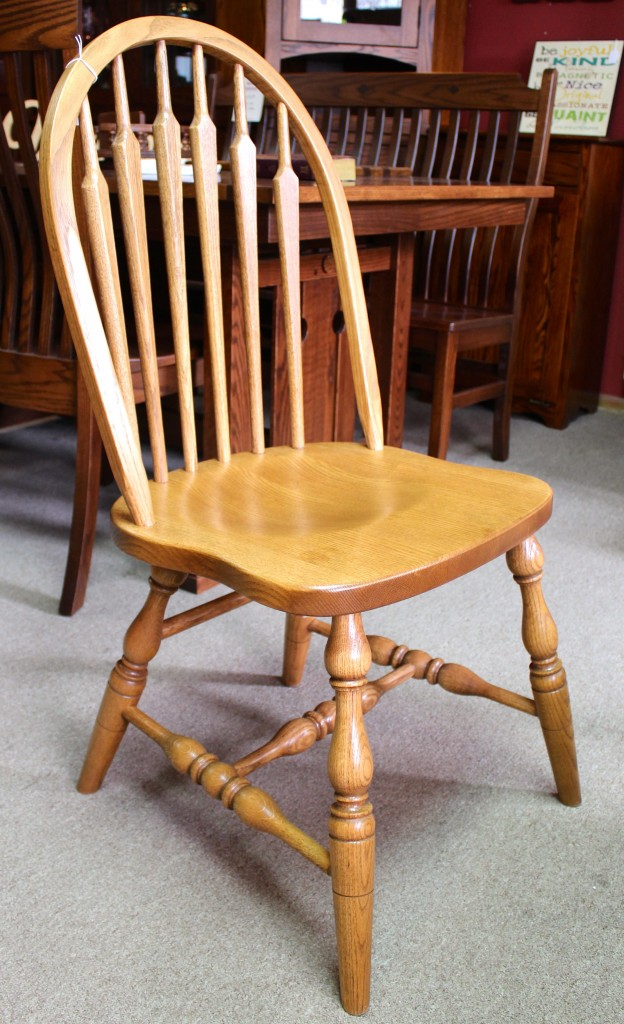 Arrow Back Side Chair Amish Traditions Wv