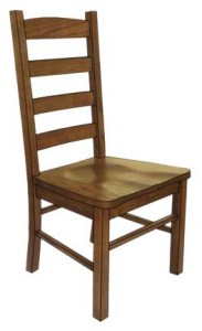 Mission Ladder Back Side Chair - $199.00