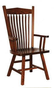 Post Mission Arm Chair - $229.00