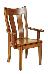 Richfield Arm Chair - $229.00