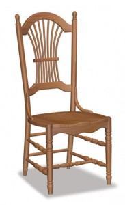 Sheaf Back Side Chair - $199.00