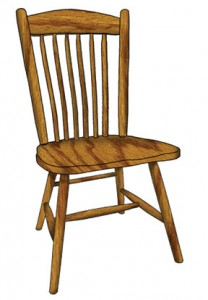 Springfield Side Chair - $169.00