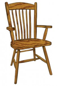 Springfield Arm Chair - $199.00