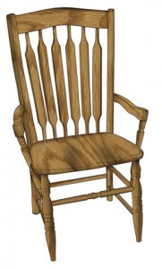 Wentworth Arm Chair - $229.00