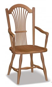 Wheatback Arm Chair - $209.00