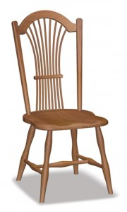 Wheat back Side Chair - $179.00