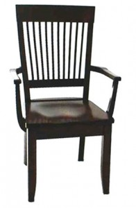 Hearthside Mission Arm Chair - $229.00