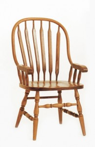 Paddle Back Arm Chair - $199.00