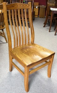 Mission Arched Top Side Chair - $199.00