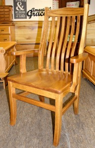Lincoln Arm Chair - $229.00