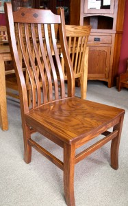 Mission Side Chair - $199.00