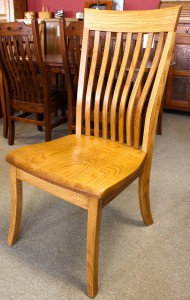 Christy Side Chair [Fruitwood Stain] - $229.00