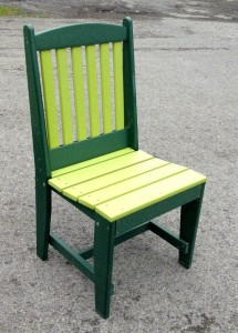 Poly Side Chair - $219.00