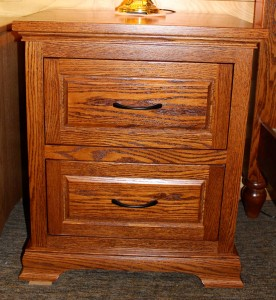 Wilkshire Two Drawer Night Stand - $569.00