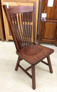 Post Mission Side Chair - $179.00