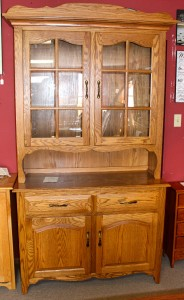 47″ Two Door Country Hutch - $1,419.00