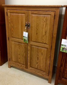 Shaker 2-Door Jelly Cabinet - $559.00