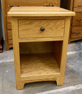 Brockton One Drawer Night Stand - $389.00