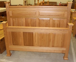 Country Panel Queen Bed - $959.00