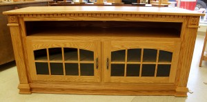 Deluxe 60″ TV Stand with Open VCR - $789.00