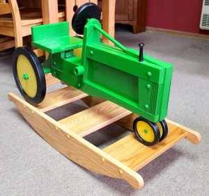Tractor Hobby Horse - $179.00