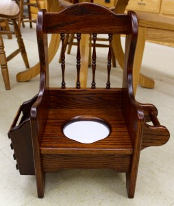 Potty Chair - $129.00