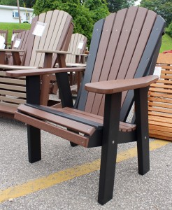Poly Adirondack Chair - $249.00