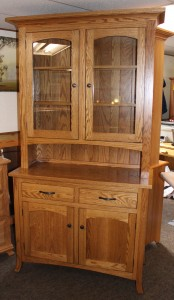Vienna 2-Door Hutch - $1,729.00