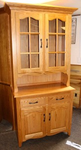 2-Door Country Hutch [43″ Wide] - $1,329.00