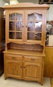 2-Door Country Hutch [50″ Wide] - $1,419.00