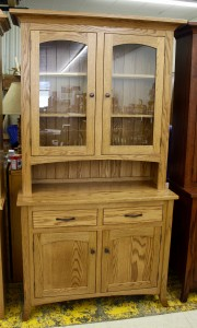 Biltmore 2-Door Hutch - $1,729.00