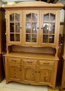 3-Door Country Hutch - $1,869.00
