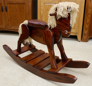Deluxe Padded Seat Hobby Horse - $169.00
